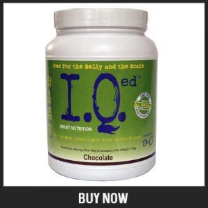 IQed Smart Nutrition All in One Nutritional Shake